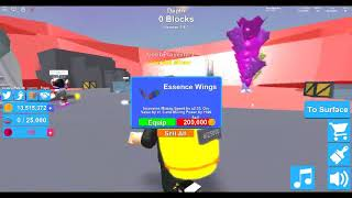 Roblox:Mining Simulator-opening 10 lhc and lc+hatching 5 legendary eggs