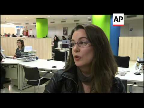 Spain's 'Lost Generation' of jobless youths threatens social fabric