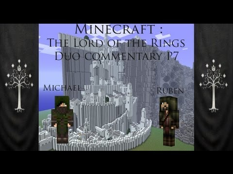 Minecraft Lord of the ...