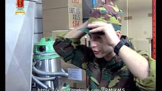 Royal Military Academy - Incorporation 2015