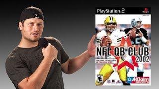 NFL QB Club 2002 (Quarterback Challenge) - Sony Playstation 2 (PS2) - Tom and Superluke27