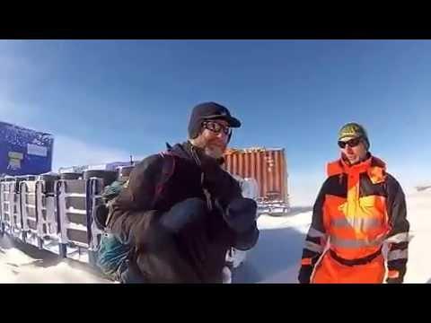 I'M NOT HAPPY - Our Coldest Journey Antarctica