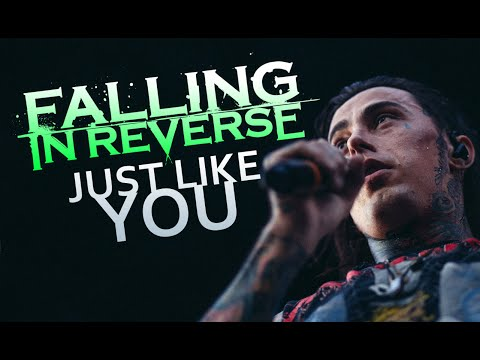 """Falling In Reverse - """"Just Like You"""" LIVE On Vans Warped Tour"""