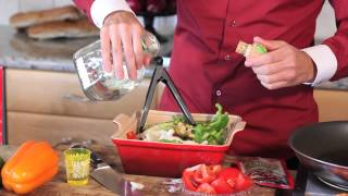 Tequila-marinated Chicken Fajitas : Cooking, Grilling, Marinating & More!
