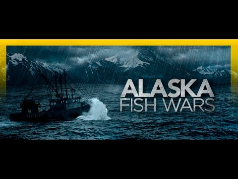 Alaska Fish War - Discovery Ocean  - Macro Catch Thousands of Salmon 2016