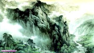 Relaxing Asian Music | Guangxi Mountains | Asian Flute & Guzheng Music