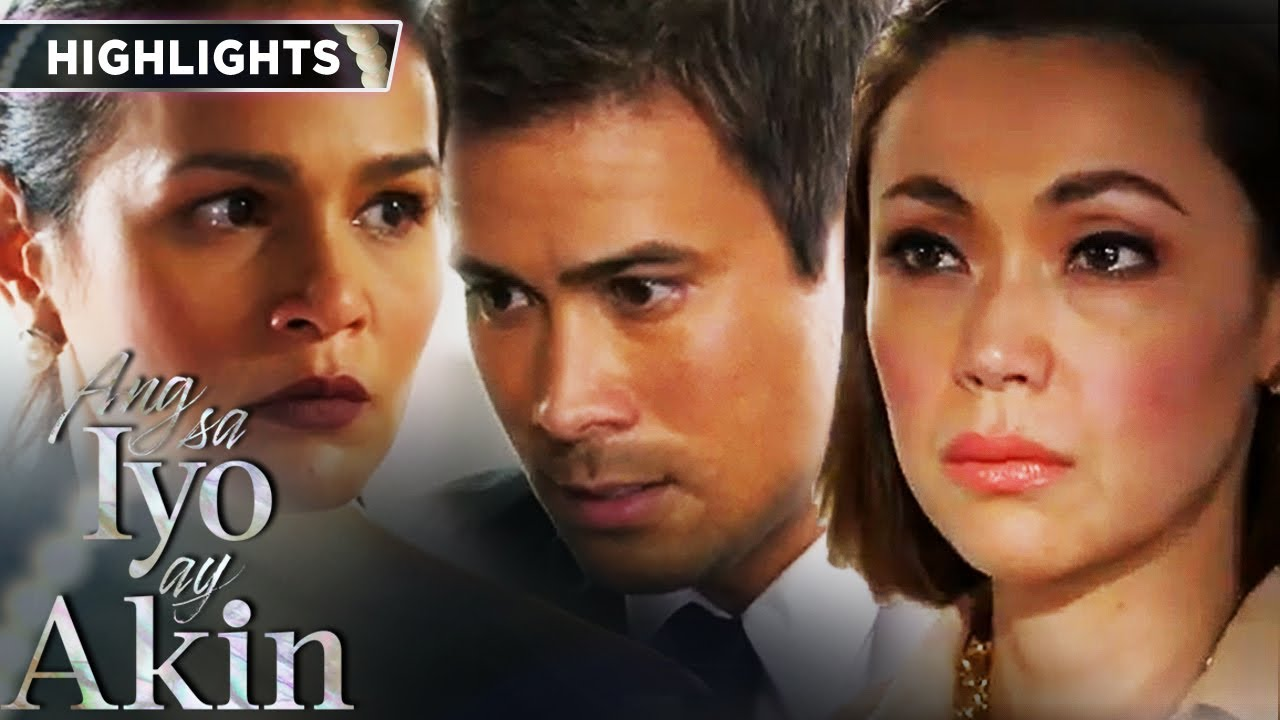 Download Ellice is enraged that Jacob is included in Ramon's last will and testament   Ang Sa Iyo Ay Akin