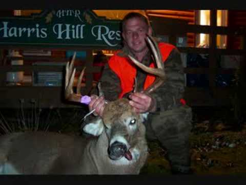 Deer Hunting Ontario Whitetail Buck Hunts -  Harris Hill Resort 3