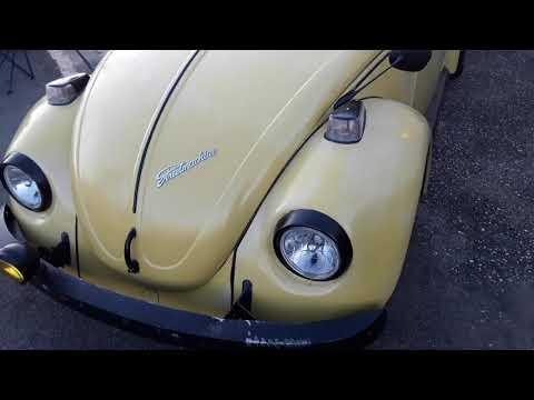 VW Beetle Sport 1973 mild custom-Joseph Window Tint Ciales PR