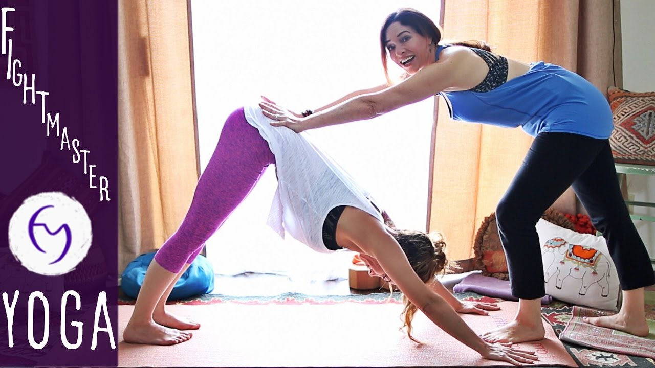 40 Minute Yoga for Strength (Intermediate) With Shireen