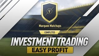 FIFA 17 - HOW TO MAKE EASY COINS INVESTING FOR SQUADBUILDER CHALLENGES! (INVESTING/TRADING GUIDE)