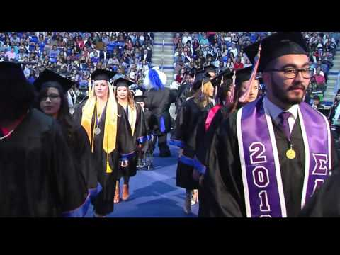 2016 May Commencement - CAPPA/SSW/UC