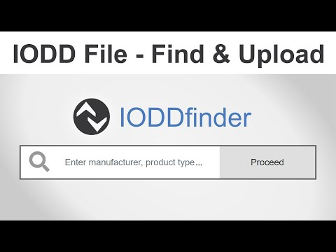 IO-Link & RFID Part 4—IODD Files