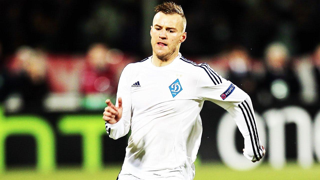 Andriy Yarmolenko Skills & Goals 2016