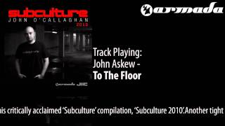 John Askew - To The Floor [Subculture 2010 Album Previews]