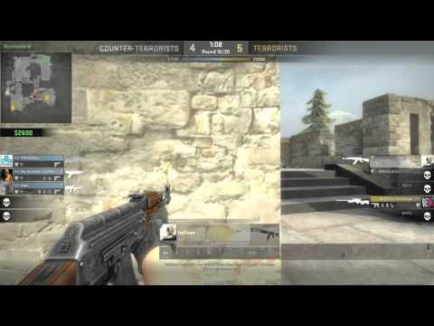 4k 1v3 clutch with 30hp
