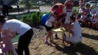 Праздник День Семьи в детском саду Теремок (МБДОУ Д/С 24 г. Хабаровск)