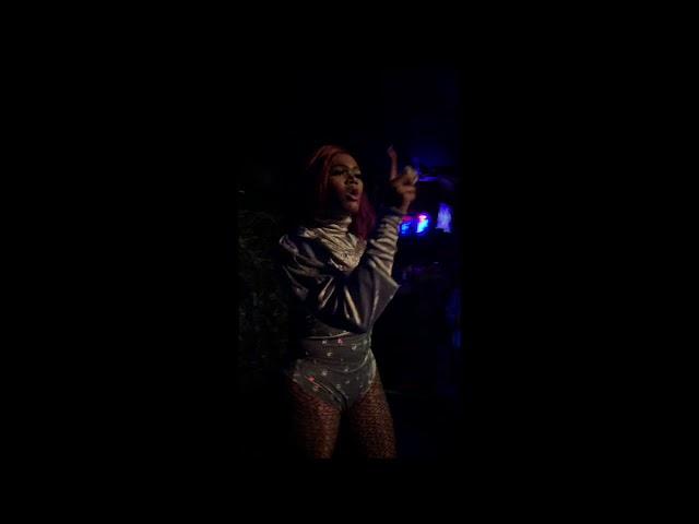 J Loves Television: Olivia Giselle TaRajae Performs Beyonce Mix