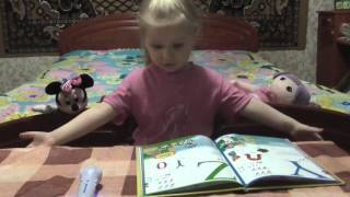Мы знаем английский алфавит - видео урок для маленьких, учим английский алфавит