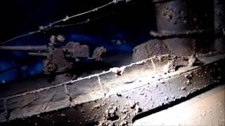 The Lost U-Boot  1:72 scale Diorama