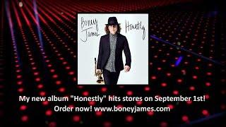 Boney James New Release Cd Honestly 09 01 17