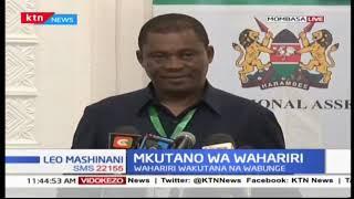 Mkutano wa wahariri Mombasa