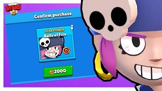 MAM NOWY STAR POWER DO PENNY! BRAWL STARS POLSKA