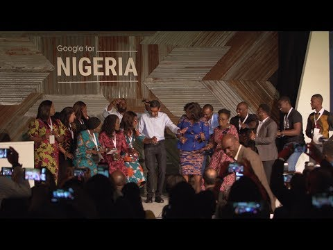 Google Nigeria Team Welcomes Google CEO, Sundar Pichai The Nigerian Way