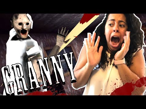 Trying To Escape GRANNY'S HOUSE! *I FOUND KEYS AND CLUES!*   (Granny Horror Game)