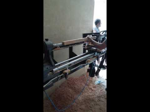 Ağaç torna kazma keser kürek çekme makinası