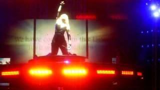 MADONNA live - Buenos Aires - Like a Prayer - 2008