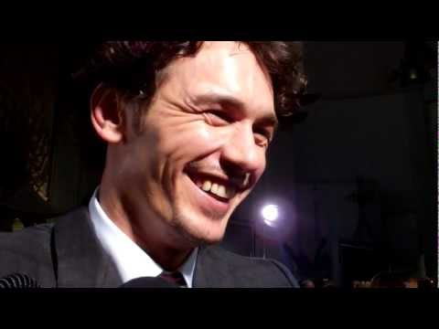 """James Franco at the """"Rise of the Planet of the Apes"""" premiere"""