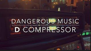 Dangerous Audio Compressor I Shred Shed
