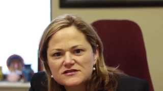 #DearMe: Advice from NYC Speaker Melissa Mark-Viverito