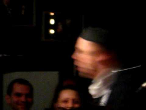 Czesław Śpiewa - Maszynka (Karaoke) / Ośrodek, Wrocław, 20.03.2010