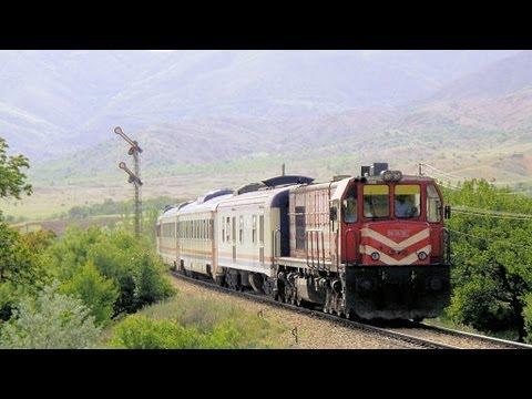 Vom Bosporus zum Vansee - Bahnabenteuer Türkei