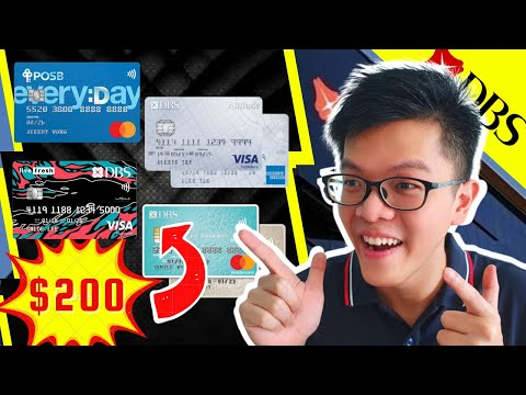 DBS/POSB Credit Cards Review 2021 - DBS Live Fresh, Altitude, Woman's, POSB Everyday