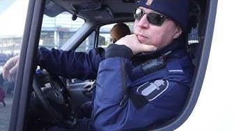 Kantelu komisario Sinivuoresta ja Helsingin poliisista