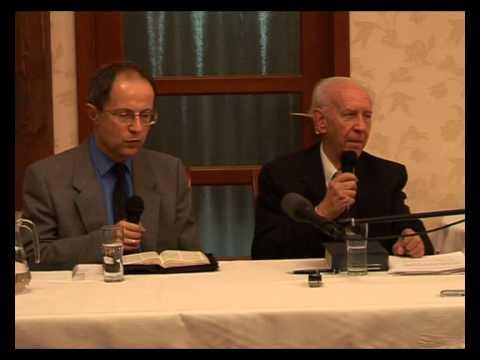 RAYMOND FRANZ   SPOTKANIE Z BYŁYM CZŁONKIEM CIAŁA KIEROWNICZEGO ŚWIADKÓW JEHOWY POZNAŃ 9 10 2007 PL