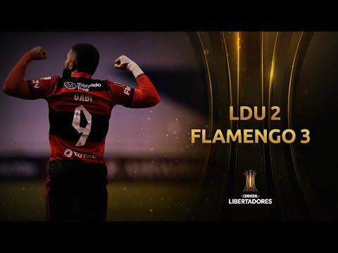 LDU Quito Flamengo RJ Goals And Highlights