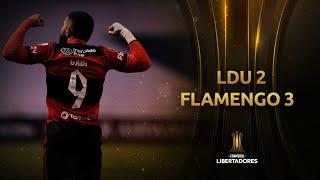 Liga de Quito vs. Flamengo [2-3]   RESUMEN   Fecha 3   CONMEBOL Libertadores 2021