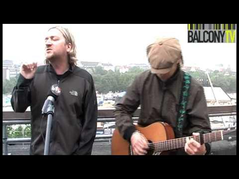 CLEAR ACOUSTIC MESSAGE BalconyTV