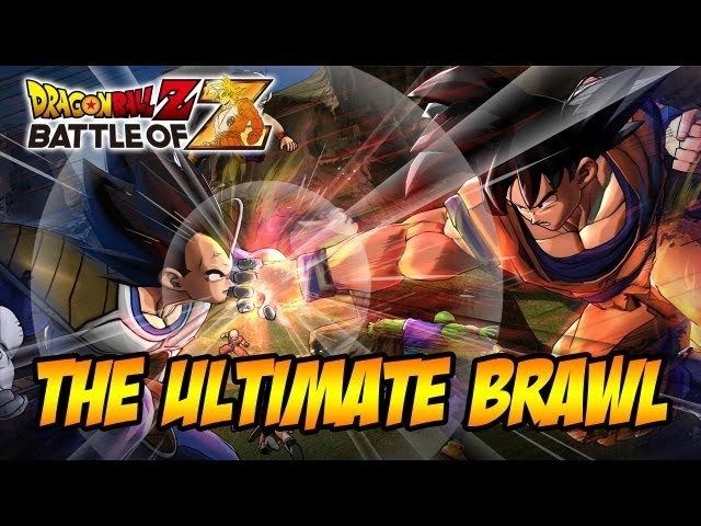 Dragon Ball Z Battle of Z - PS3 / X360 / PSVITA - The Ultimate Brawl (Trailer) Travel Video