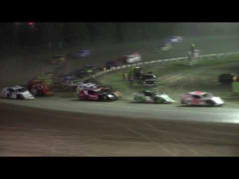 Dacotah Speedway IMCA Modified A-Main (8/11/17)