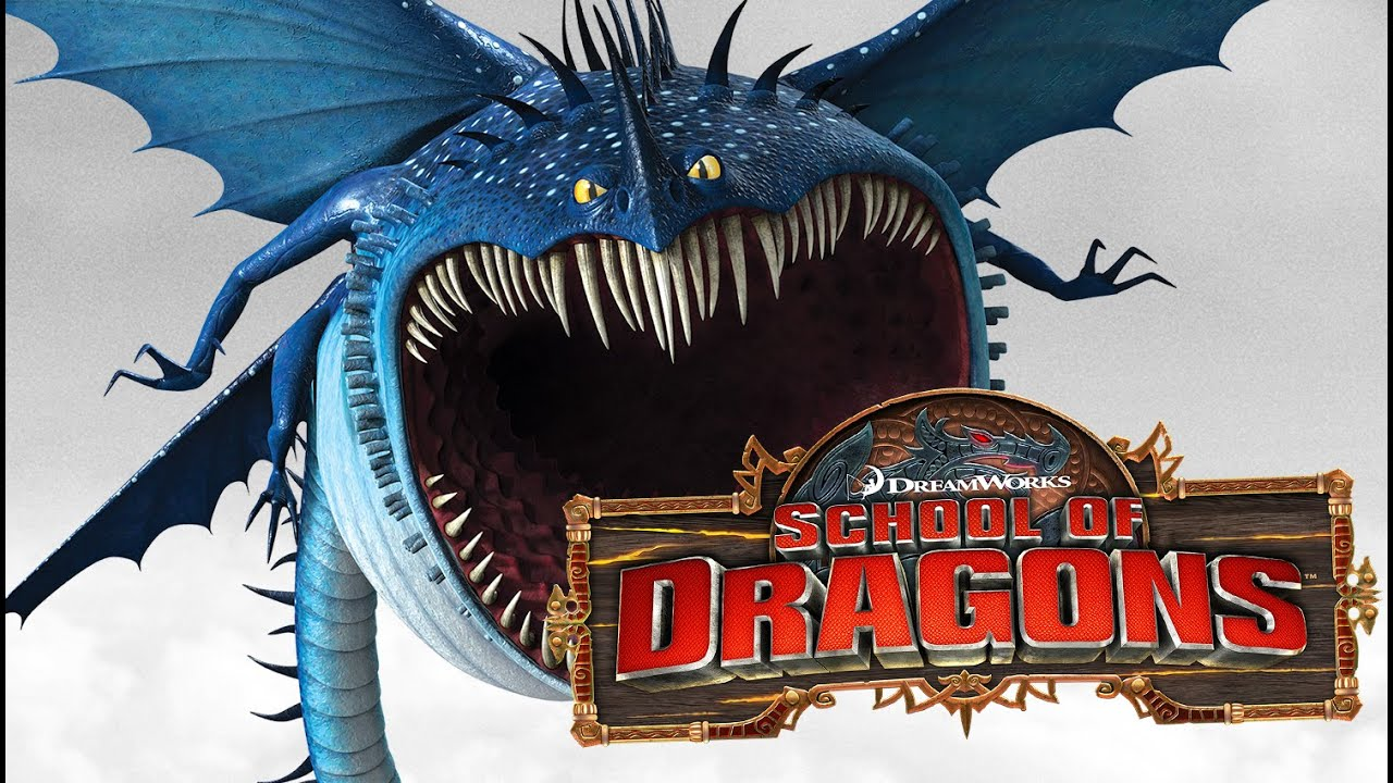School of Dragons: Dragons 101 - The Thunderdrum - YouTube