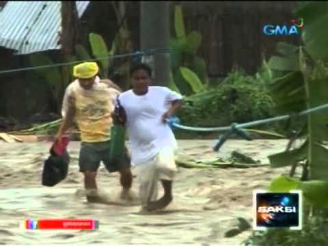 Pagbaha sa Davao region, posibleng paniningil ng kalikasan para sa matinding pagmimina at pagtotroso