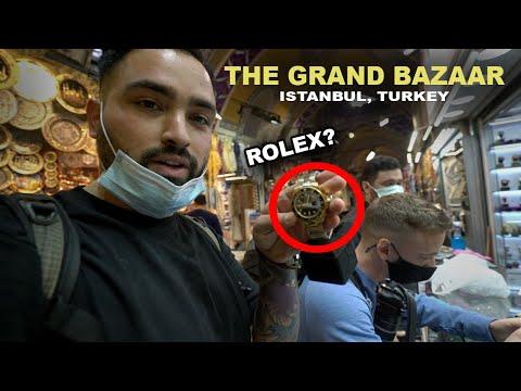 Istanbul Fake Market Tour in the Grand Bazaar