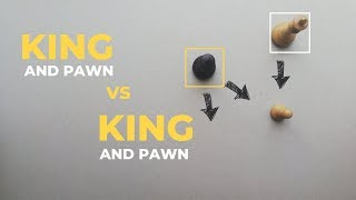 King and Pawn vs King and Pawn | Chess Endgames
