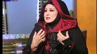 مقابلة الفنانة سهير رمزي مع عائشة الدوري