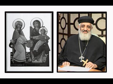 Coptic Civilization (E038) - St Verena from Switzerland to Yorba Linda and St Luke Academy